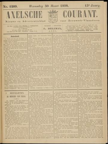 Axelsche Courant 1898-03-30