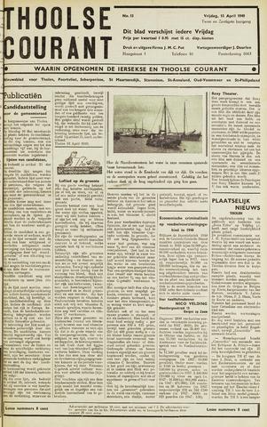 Ierseksche en Thoolsche Courant 1949-04-15