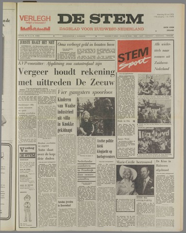 de Vrije Zeeuw 1975-06-23