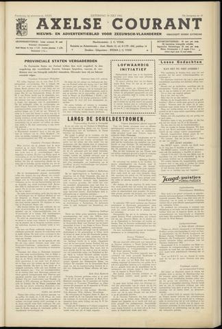 Axelsche Courant 1962-07-14