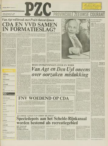 Provinciale Zeeuwse Courant 1977-07-16
