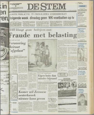 de Stem 1982-06-11