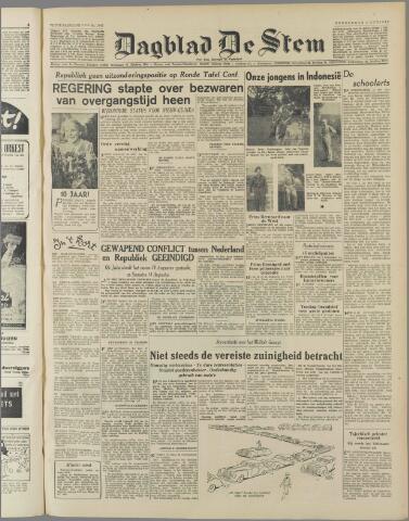 de Stem 1949-08-04
