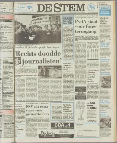 de Stem 1982-03-22