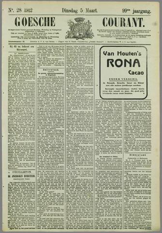 Goessche Courant 1912-03-05