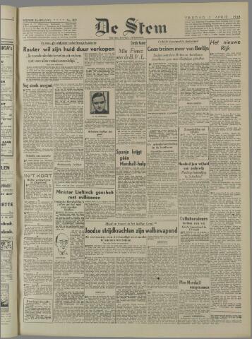 de Stem 1948-04-02