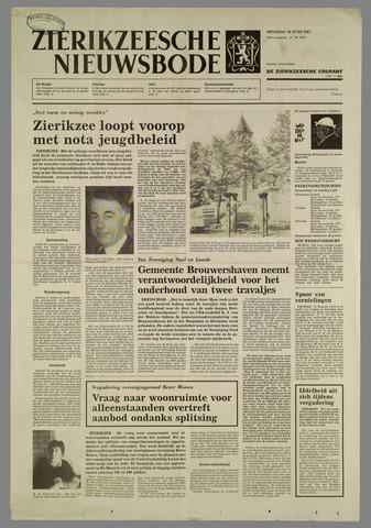 Zierikzeesche Nieuwsbode 1987-06-30
