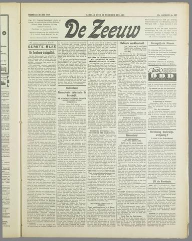 De Zeeuw. Christelijk-historisch nieuwsblad voor Zeeland 1937-06-30