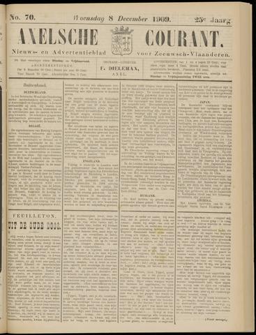 Axelsche Courant 1909-12-08