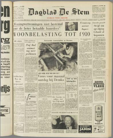 de Stem 1966-11-10