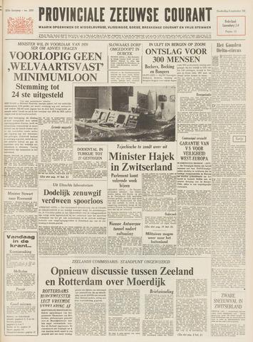 Provinciale Zeeuwse Courant 1968-09-05