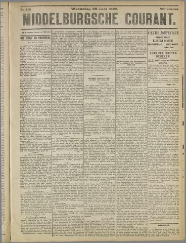 Middelburgsche Courant 1922-06-28