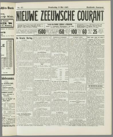 Nieuwe Zeeuwsche Courant 1917-05-03