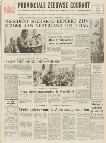 Provinciale Zeeuwse Courant 1970-09-02