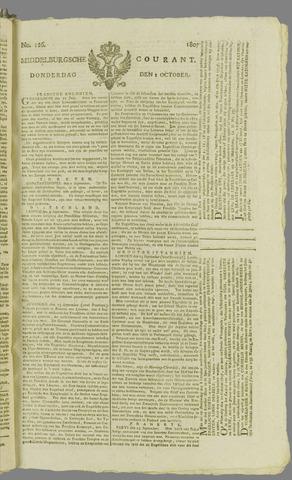 Middelburgsche Courant 1807-10-01