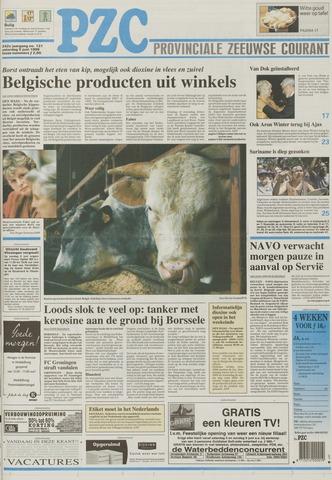 Provinciale Zeeuwse Courant 1999-06-05