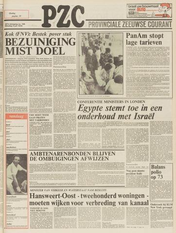 Provinciale Zeeuwse Courant 1978-07-04