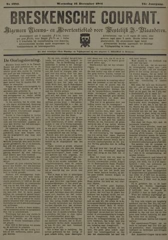 Breskensche Courant 1914-12-16