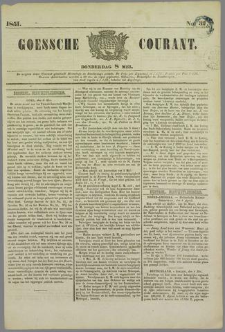 Goessche Courant 1851-05-08