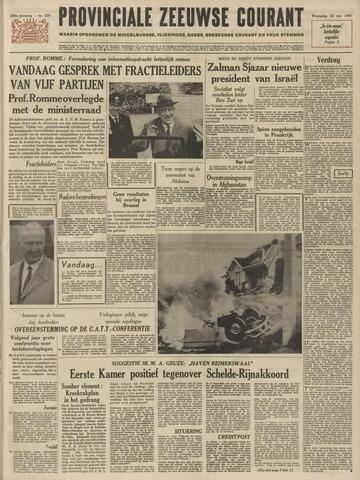 Provinciale Zeeuwse Courant 1963-05-22