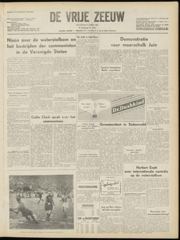 de Vrije Zeeuw 1954-04-05