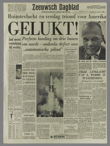 Zeeuwsch Dagblad 1962-02-21