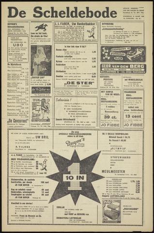 Scheldebode 1960-03-10