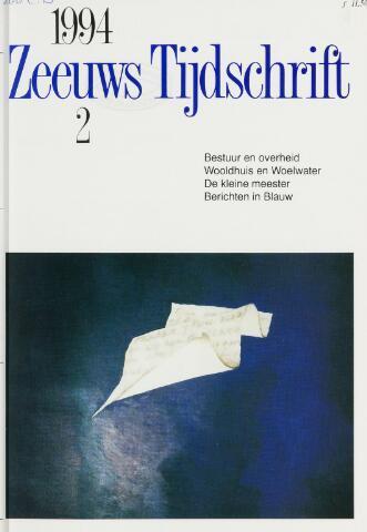 Zeeuws Tijdschrift 1994-03-15