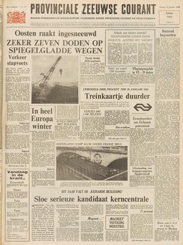 Provinciale Zeeuwse Courant 1968-01-12