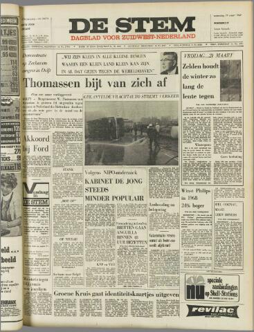 de Stem 1969-03-19