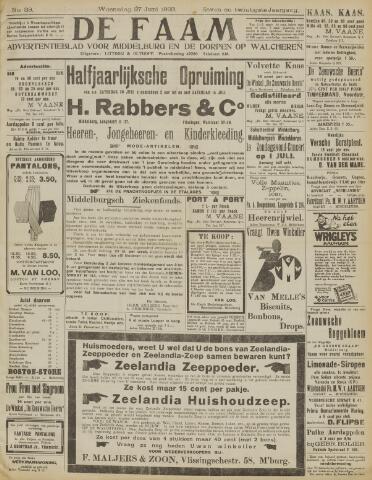 de Faam en de Faam/de Vlissinger 1923-06-27
