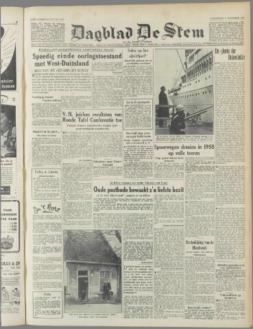 de Stem 1949-12-08