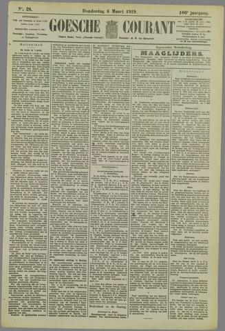 Goessche Courant 1919-03-06