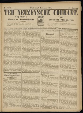 Ter Neuzensche Courant. Algemeen Nieuws- en Advertentieblad voor Zeeuwsch-Vlaanderen / Neuzensche Courant ... (idem) / (Algemeen) nieuws en advertentieblad voor Zeeuwsch-Vlaanderen 1897-12-09
