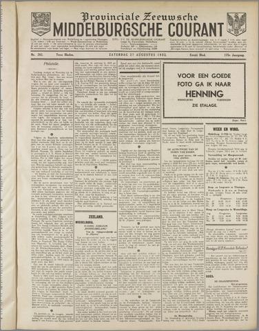 Middelburgsche Courant 1932-08-27