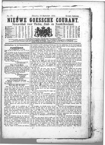 Nieuwe Goessche Courant 1872-09-10