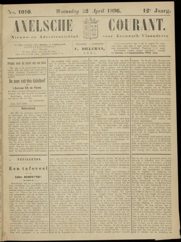 Axelsche Courant 1896-04-22