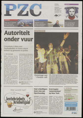 Provinciale Zeeuwse Courant 2013-03-09