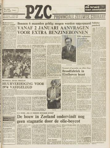 Provinciale Zeeuwse Courant 1973-12-13