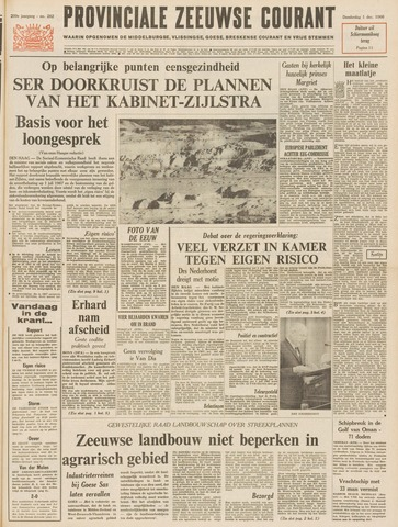 Provinciale Zeeuwse Courant 1966-12-01