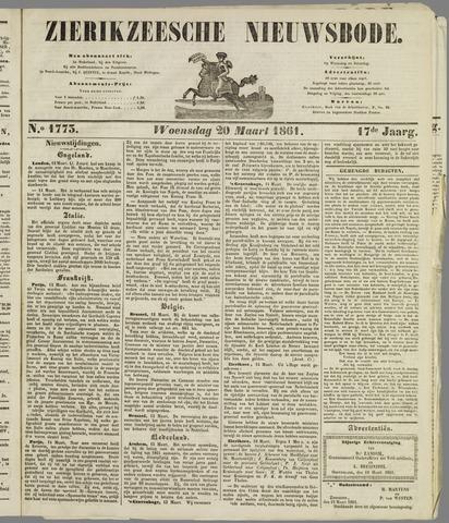 Zierikzeesche Nieuwsbode 1861-03-20