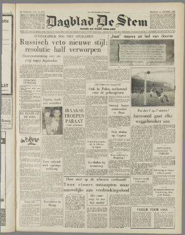 de Stem 1956-10-15