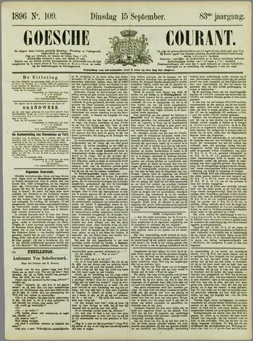 Goessche Courant 1896-09-15