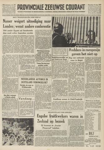 Provinciale Zeeuwse Courant 1956-08-13