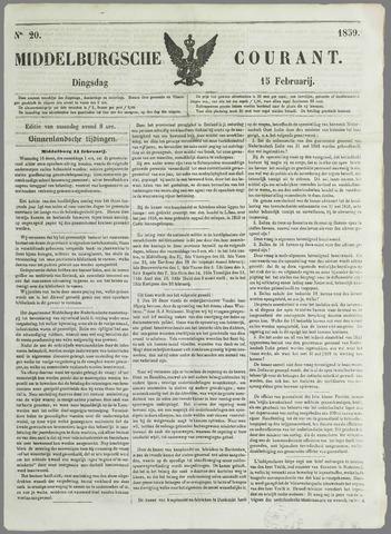 Middelburgsche Courant 1859-02-15
