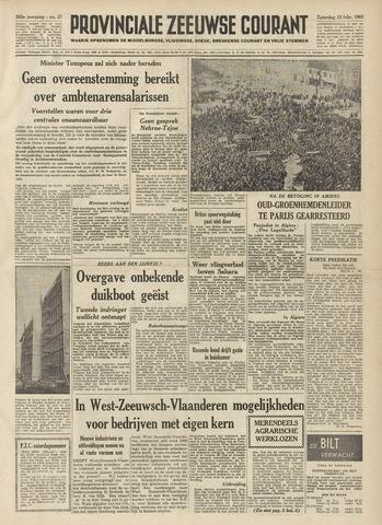 Provinciale Zeeuwse Courant 1960-02-13