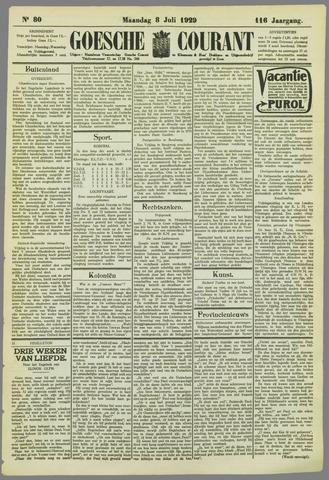 Goessche Courant 1929-07-08