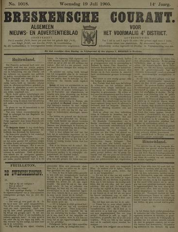 Breskensche Courant 1905-07-19