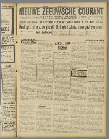 Nieuwe Zeeuwsche Courant 1925-06-16