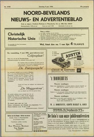 Noord-Bevelands Nieuws- en advertentieblad 1956-06-09
